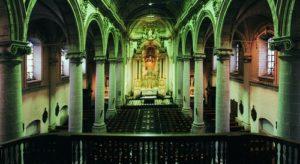 ancienne chapelle des Carmes - Lille