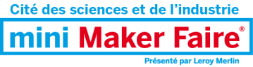 Cite des Sciences – Maker Faire logo