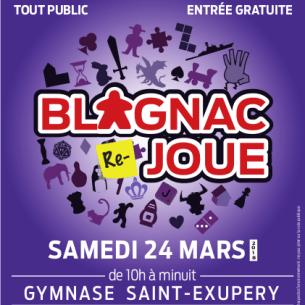 PARTICIPATION AU FESTIVAL BLAGNAC Re-Joue