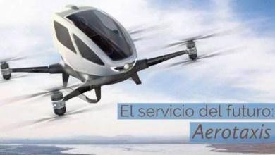Photo of Aerotaxis: ¿El futuro de la movilidad urbana?