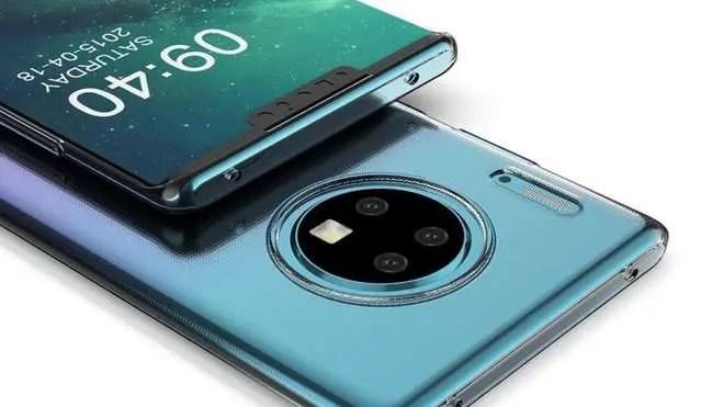 """Huawei lanzara la nueva serie """"Mate30"""" en septiembre."""
