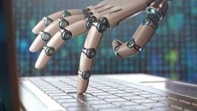 Robots-escribiendo-inteligencia-artificial