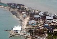 El número de muertes en las Bahamas por el Huracán Dorian sigue en aumento