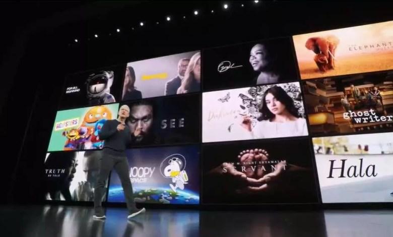 Apple TV+: El nuevo servicio de Streaming que ofrecerá Apple.