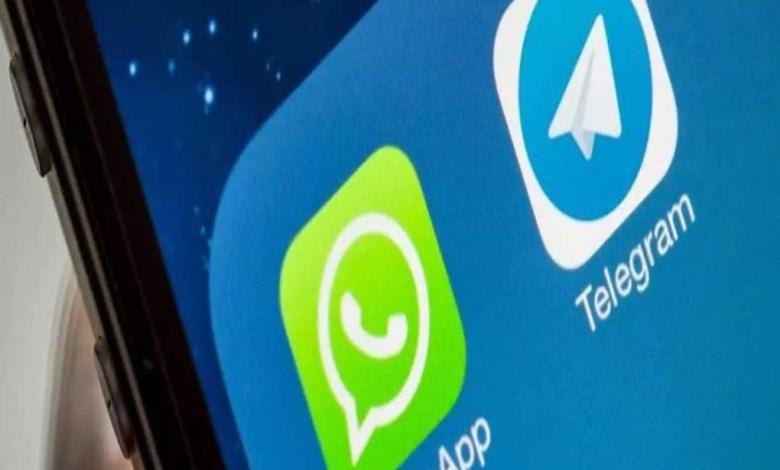 whatsapp-y-telegram-movil