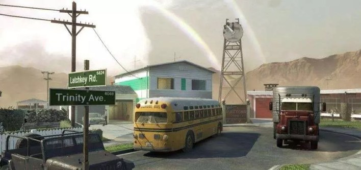 call of duty, Nuketown