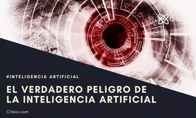 el peligro de la inteligencia artificial, el peligro de la IA