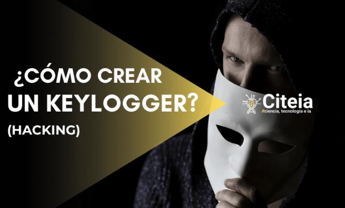 របៀបបង្កើត keylogger គម្របអត្ថបទ