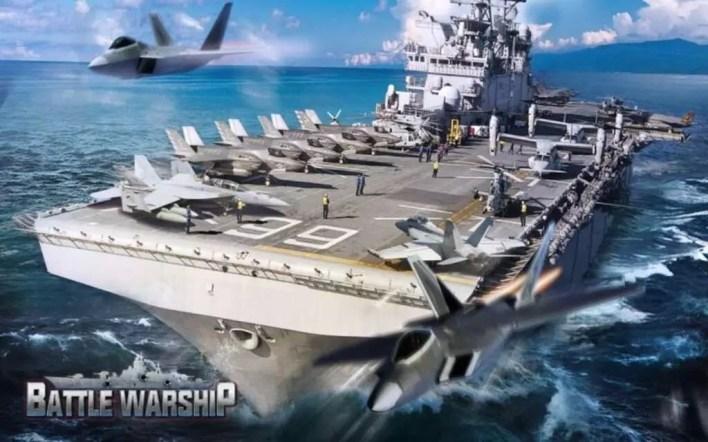 jugar battle warship