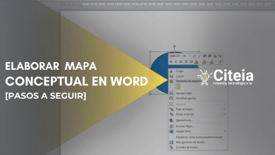 Photo of Elaborar mapa conceptual en Word [Pasos a seguir]