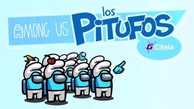 Photo of Ya llegó el Mod de LOS PITUFOS para el juego Among Us