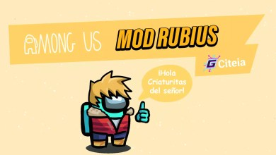 Photo of Mod SKIN RUBIUS y variedad para Among us