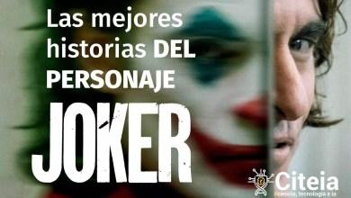 Joker comics - Las mejores historias del JOKER portada de artículo