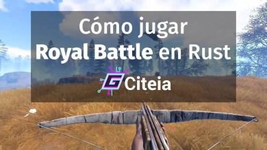¿Cómo jugar Royal Battle en Rust? portada de artículo