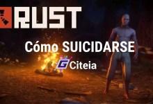 Rust에서 자살하는 방법