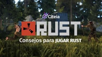 Consejos para jugar Rust portada de artículo