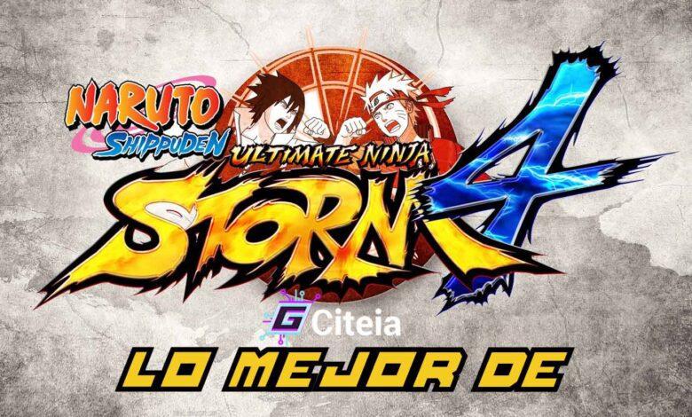 Lo mejor de Naruto Shippuden Ultimate Ninja Storm 4 portada de artículo