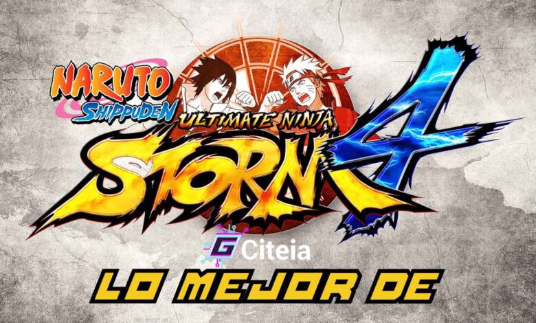 Còmhdach artaigil as fheàrr le Naruto Shippuden Ultimate Ninja Storm 4