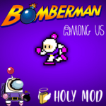 Article de couverture de Mod Bomberman Among Us