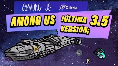 Ultima versión 3.5 de Among Us portada de artículo