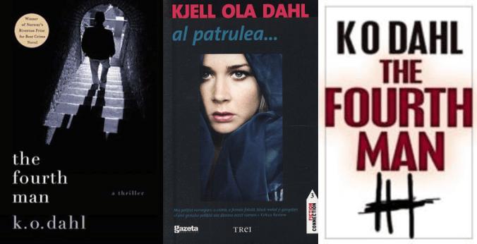 Al patrulea - Kjell Ola Dahl - Seria Neagra