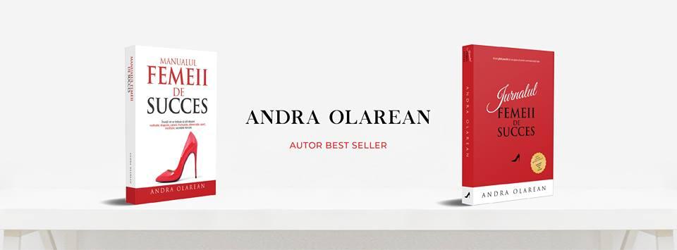 Alina Gheorghe despre Manualul femeii de succes de Andra Olarean