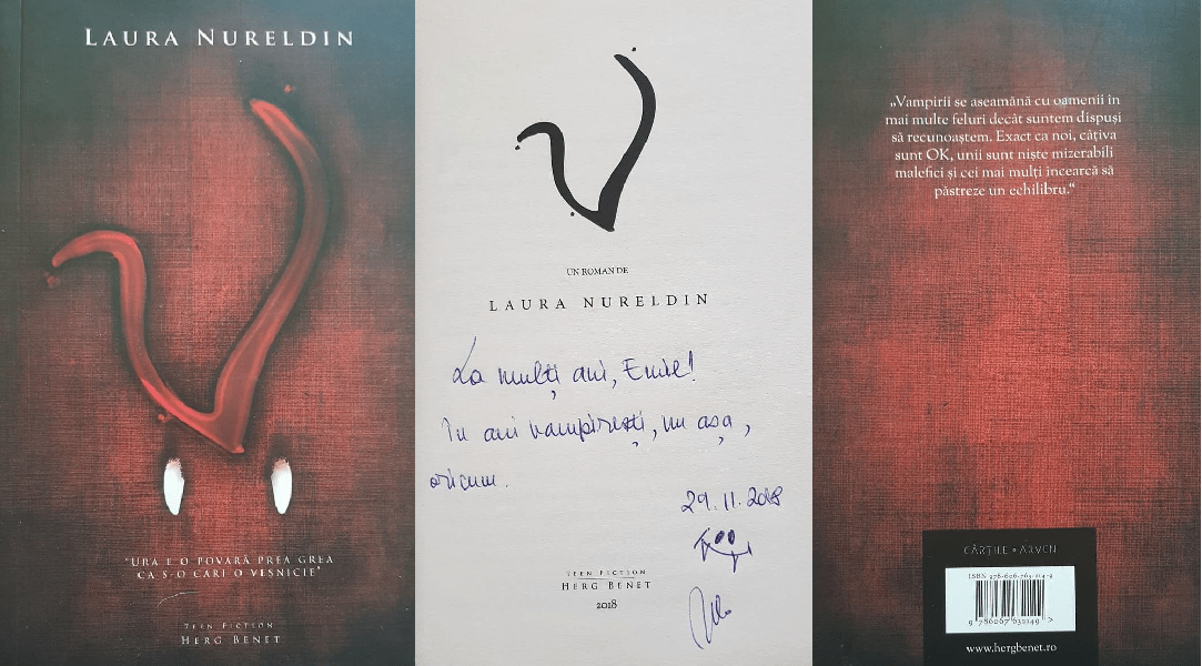 V – Revertis 2 – Laura Nureldin