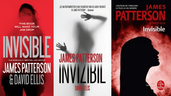 Invizibil - James Patterson & David Ellis