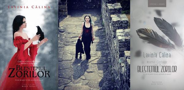 Blestemul zorilor - Neamul Corbilor Vol 2 - Lavinia Calina