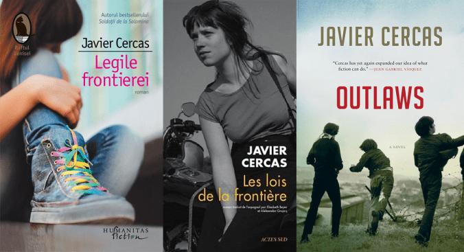 Legile frontierei - Javier Cercas