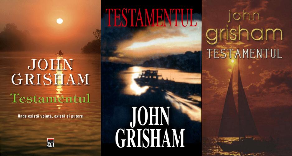 Testamentul – John Grisham