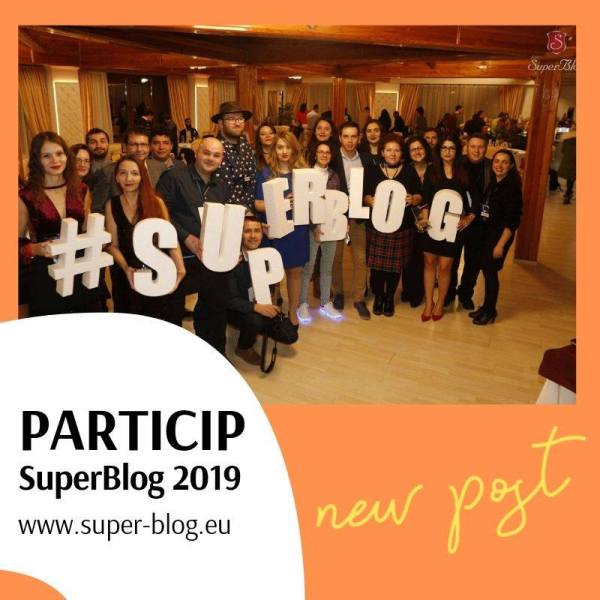 CitestEmil la SuperBlog 2019 inscrieri