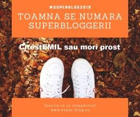 CitestEmil la SuperBlog 2019