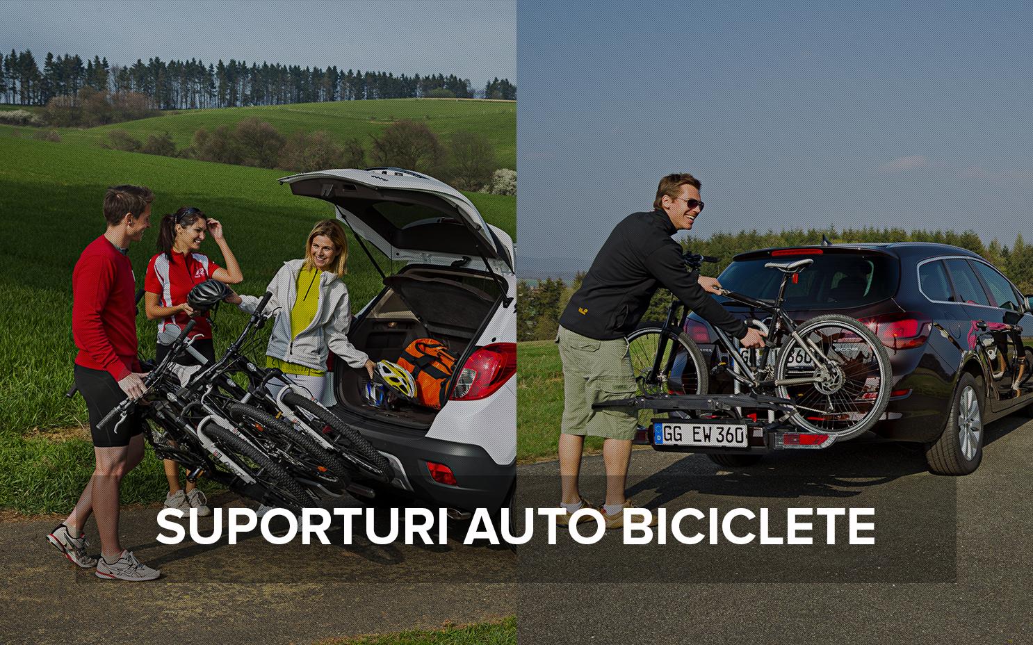 Eurotrip de Romania. suporturi biciclete
