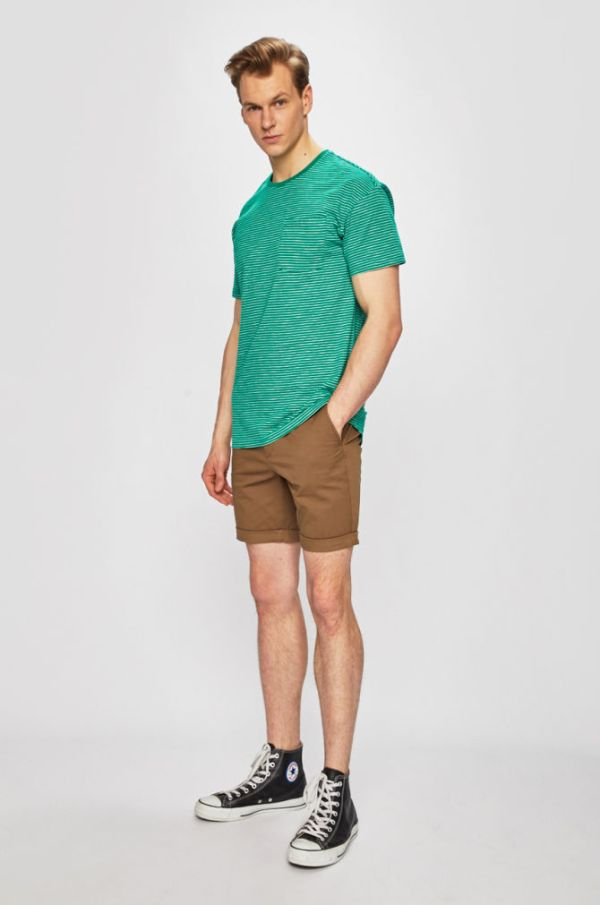 Tricou Only & Sons verde