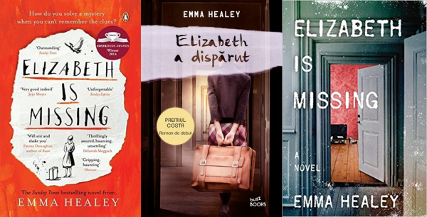 Elizabeth a disparut - Emma Heale