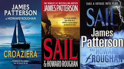 Croaziera (Sail) - James Patterson & Howard Roughan