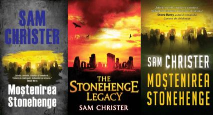 Mostenirea Stonehenge (The Stonehenge Legacy) - Sam Christer (Jon Trace)