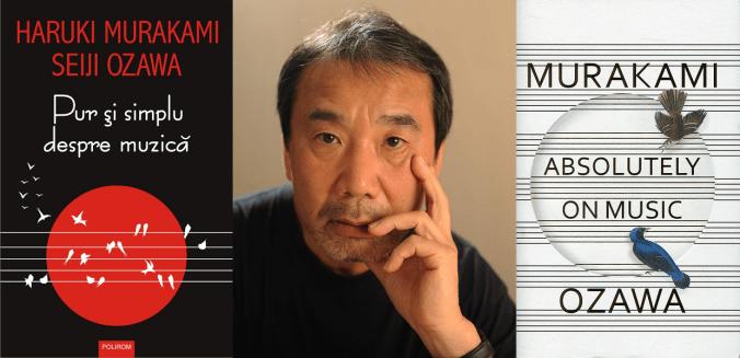 Pur si simplu despre muzica (Absolutely on music) - Haruki Murakami & Seiji Ozawa