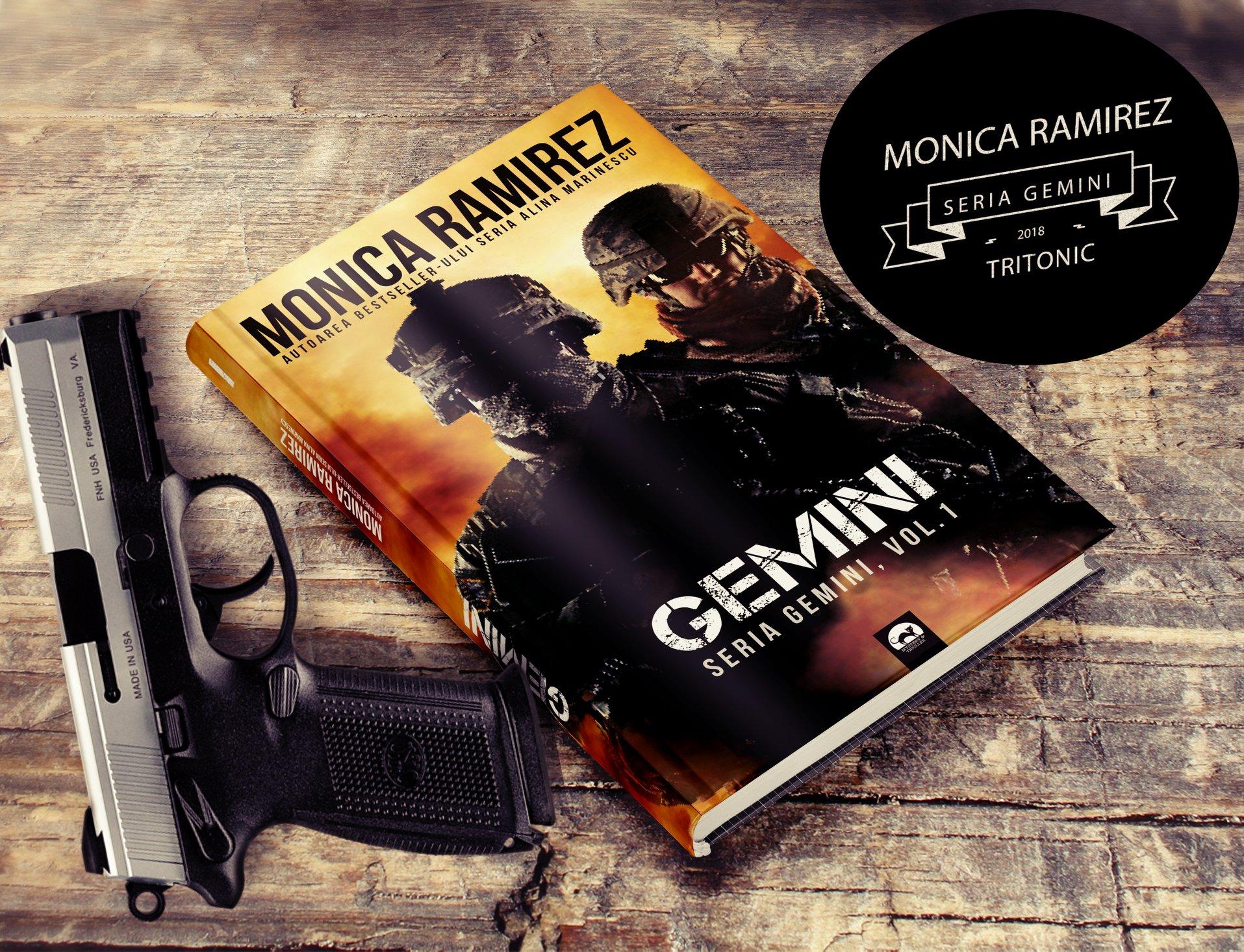 Gemini Vol. 1 de Monica Ramirez