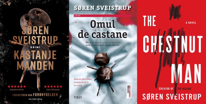 Omul de castane (The Chestnut Man) - Soren Sveistrup