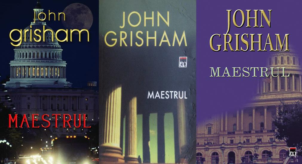 Maestrul – John Grisham