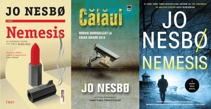 Nemesis (Calaul) - Harry Hole Vol 4 - Jo Nesbo