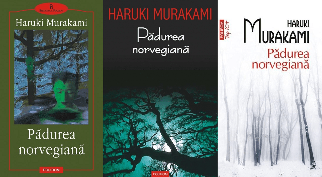 Padurea norvegiana (Norwegian Wood) – Haruki Murakami