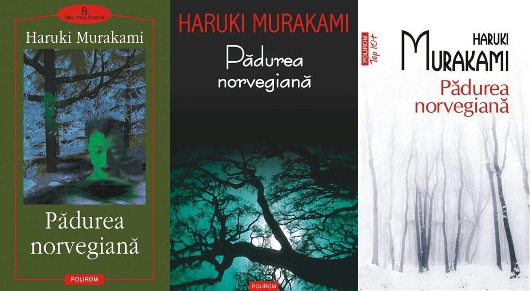 Padurea norvegiana (Norwegian Wood) – Haruki Murakami