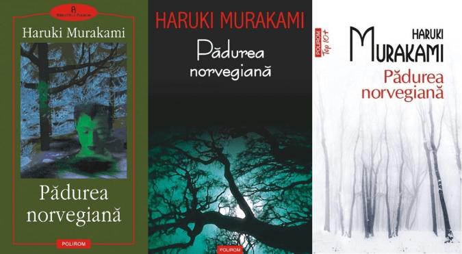 Padurea norvegiana (Norwegian Wood) - Haruki Murakami