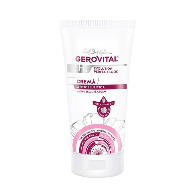 crema anticelulitica Farmec Gerovital