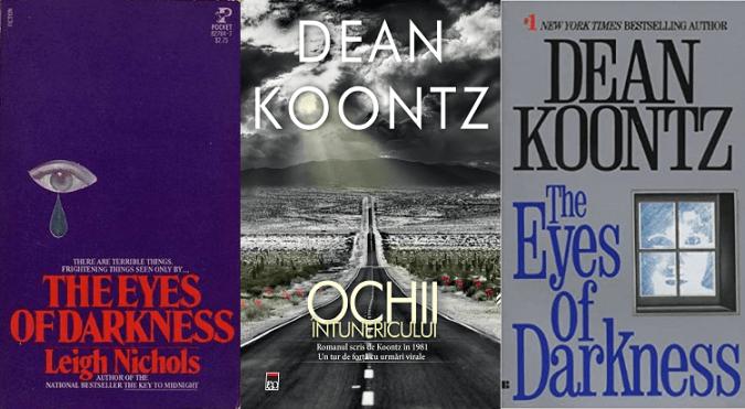 Ochii intunericului (Wuhan-400) - Dean Koontz