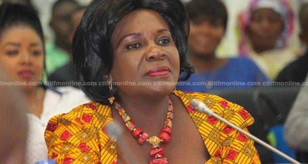 Aviation Minister - Cecilia Dapaah