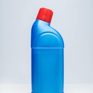 WC cleaner bottle